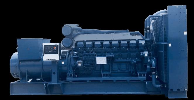 Mitsubishi Generator