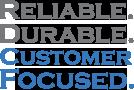 Durable Reliable & Custom Focus