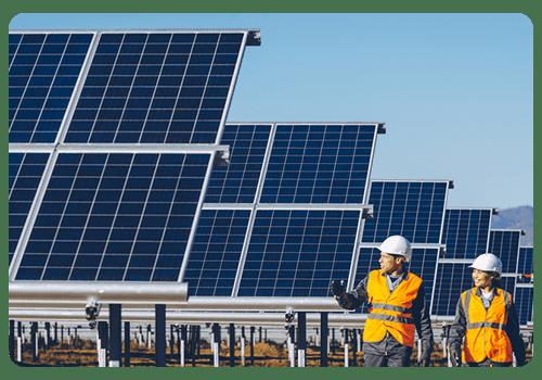 Solar Panel Commercial Maintenance